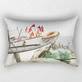 Fishing tackle IV Rectangular Pillow