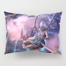 Th great escape Pillow Sham