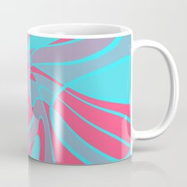 Blue Squabble Coffee Mug