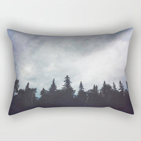 God Went North Rectangular Pillow