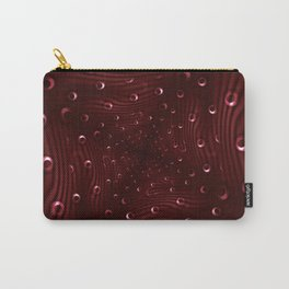 Buttons All Over Carry-All Pouch