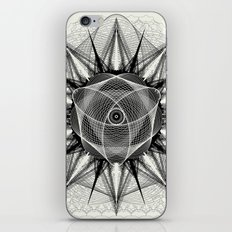 styr stryy monochrome iPhone & iPod Skin