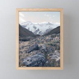 Sierra II Framed Mini Art Print