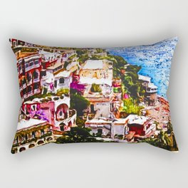 Amalfi, Italy Rectangular Pillow
