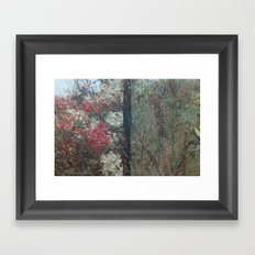 It was Spring Framed Art Print