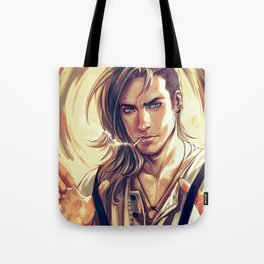 Badass Gentleman Tote Bag