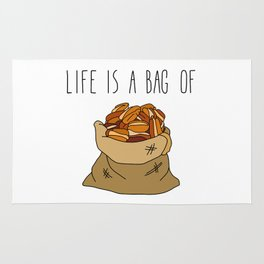 Life Is a Bag of... Rug