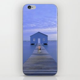 Alone iPhone Skin