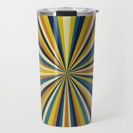 Pinpoint Rays Travel Mug
