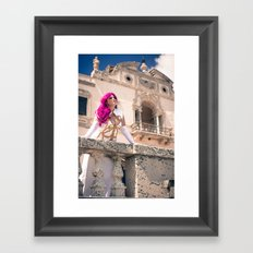 This is My Kingdom Framed Art Print