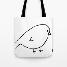 Chirpy Tote Bag