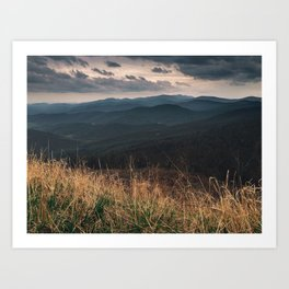 Shenandoah National Park Art Print