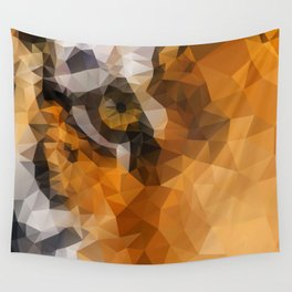 Burning Bright! Wall Tapestry