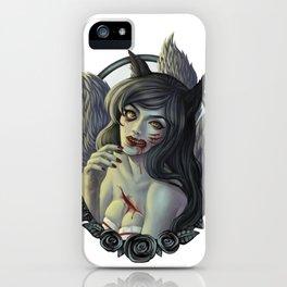 Zombie Ahri iPhone Case