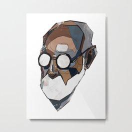 Freud Metal Print