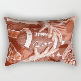 American Football Rectangular Pillow