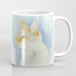 red point siamese cat 1 Coffee Mug