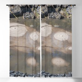 Smile of the Earth Blackout Curtain