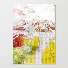 Uncle Ming's Canvas Print