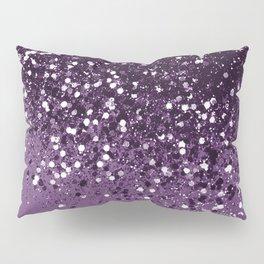 PURPLE Glitter Dream #1 #shiny #decor #art #society6 Pillow Sham