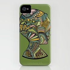 Beauty of the mind iPhone (4, 4s) Slim Case