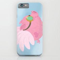 Flying Pink Pig Slim Case iPhone 6s