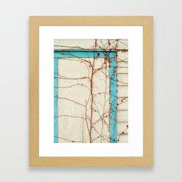 Chicago Vine Framed Art Print