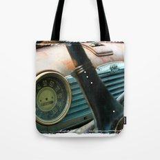 Dashboard Tote Bag