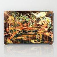 nirvana iPad Cases featuring Nirvana by 2700art