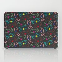 trout iPad Cases featuring Trout Pouts by Lesley Anderson