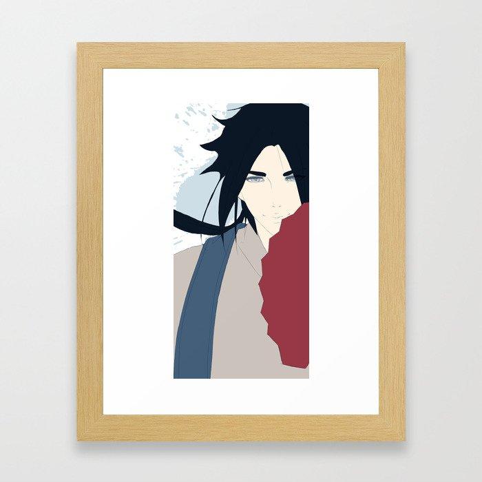 Yang Dao Framed Art Print