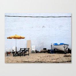 Zona Esquina Canvas Print
