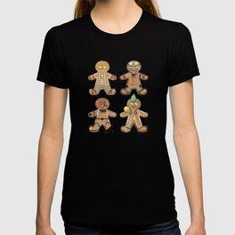 Team SSSN Gingerbread T-shirt