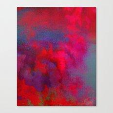 Untitled 20110817n (Cloudscape) Canvas Print