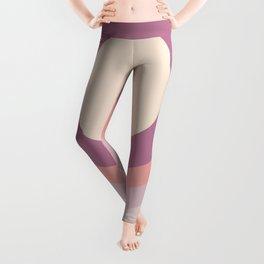 Lilac Rainbow Canyon Leggings
