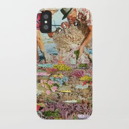 Corals iPhone Case
