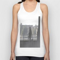 soldier Tank Tops featuring Soldier by Damien Richard