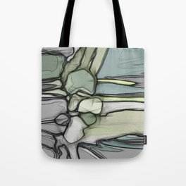 Canyon rocks series No. 3 of 10 Tote Bag