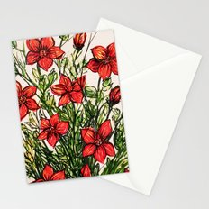 Thankful for All My Fans!! Stationery Cards
