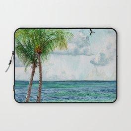 Peaceful Mexico Beach Laptop Sleeve