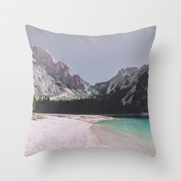 We Are Marooned Throw Pillow