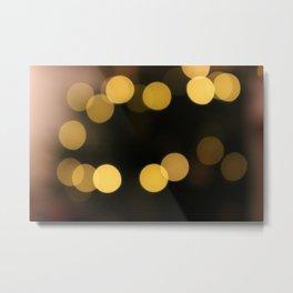 Flying Lightballs Version 4 Metal Print