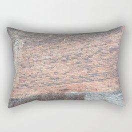Old Montreal Historical Shadows Rectangular Pillow