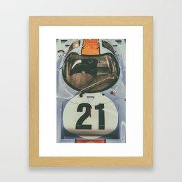 Porsche 917 III Framed Art Print