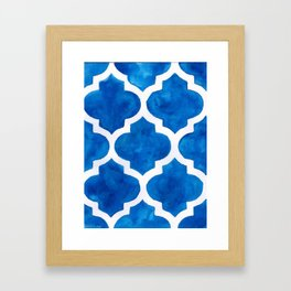 Moroccan Magic Framed Art Print