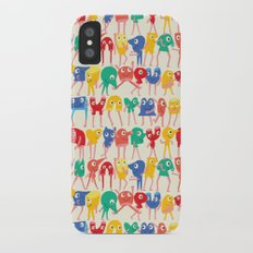 Dancing murs  iPhone X Slim Case