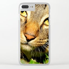 Tony The Tiger Clear iPhone Case