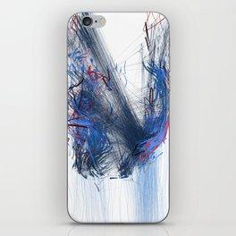Unwelcome Gaze – Facebook 10 iPhone Skin