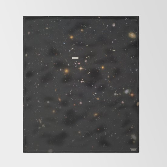 The universe space time stars galaxies science for Space design blanket