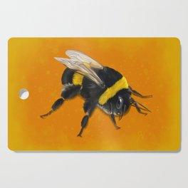 Fuzzy Bumblebee Cutting Board